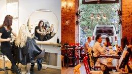 Bu tarixdən geyim mağazaları, gözəlik salonları və restoranlar yenidən BAĞLANA BİLƏR – AÇIQLAMA