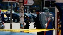 Banka silahlı basqın - 500 min tələb edir (YENİLƏNİR)