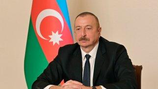 İlham Əliyev mətbuat konfransı keçirir - CANLI