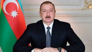 İlham Əliyev Xəzər Dəniz Gəmiçiliyinin yeni inzibati binasının açılışını edib