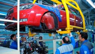 Azərbaycan ötən ay 120 minik avtomobili istehsal edib