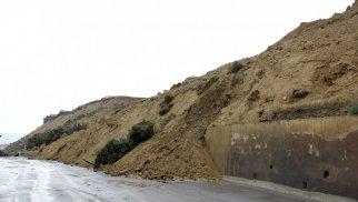 Sürüşmənin qarşısını almaq üçün yeraltı borular inşa edilib - RƏSMİ