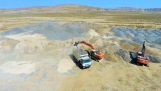 Palçıq vulkanlarının ərazisində avtomobil yolu tikilir – TURİZM MƏQSƏDİ İLƏ