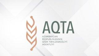 19 sahibkarlıq subyekti qida təhlükəsizliyi qeydiyyatına alınmayıb - AQTA