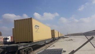 TURKUAZ layihəsi çərçivəsində ilk konteyner yola düşüb