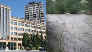 Ermənistan ən çox Oxçuçayı çirkləndirir - Nazirlik