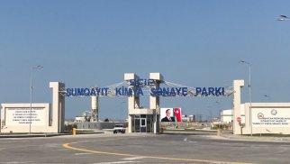 Sumqayıt Kimya Sənaye Parkının ərazisi genişləndirilir - SƏRƏNCAM