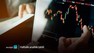 """""""InvestAZ""""dan HƏFTƏLİK ANALİZ"""