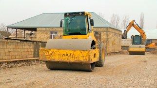 10 kəndin yolu yenidən qurulur - FOTO