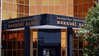 Mərkəzi Bank borc qiymətli kağızlarını azaldıb