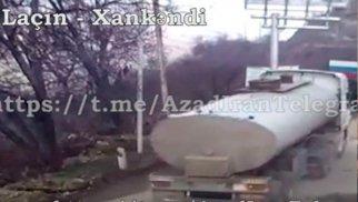 İran Qarabağ ermənilərinə yardım edir - Qalmaqallı görüntülər