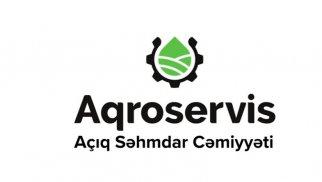 """Aqroservis"""" 234,5 min manatlıq asma kənd təsərrüfatı texnikası alır - TENDER"""