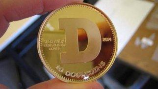 """""""Dogecoin"""" kriptovalyutası 30% bahalaşıb"""