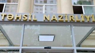 Təhsil Nazirliyinin