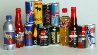AQTA-dan enerji içkiləri bağlı AÇIQLAMA: Çoxu adi sərinləşdirici sulardır