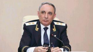 Baş prokuror Dağlar Zeynalovu işdən çıxardı - FOTO