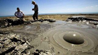 Abşeronda palçıq vulkanları üçün turizm infrastrukturu yaradılır