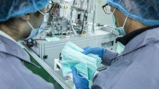 Ötən ay ölkədə 2,6 milyon tibbi maska istehsal olunub