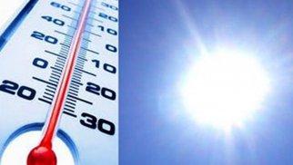 Sabah ölkə ərazisində 39° isti olacaq - PROQNOZ