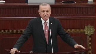 Türkiyə Prezidenti məcburi köçkünlərə çağırış etdi