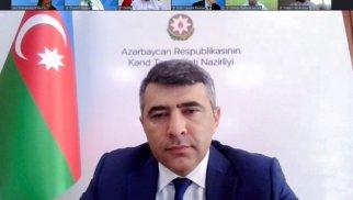 """Azad olunmuş ərazilər """"ağıllı kənd"""" planına uyğun gəlir – İNAM KƏRİMOV"""