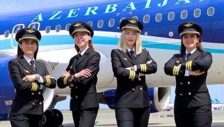 AZAL-ın ilk qadın pilotları - VİDEO
