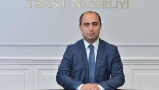 """Nazir: """"Bu fonddan bütün ali məktəb tələbələri istifadə edə bilər"""""""
