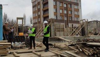 Bakıda inşaat işlərinin 89 faizini özəl sektor yerinə yetirir