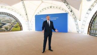 Prezidenti: Gələn ilin iyul ayından investorları qəbul etməyə hazır olacağıq