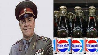 """""""Coca-Cola""""nın SSRİ-də məxfi planı: Marşal Jukovun gətirdiyi 50 yeşik gizli içki..."""