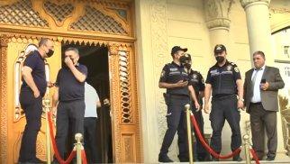 Sumqayıtda bu şadlıq saraylarında yoxlama: COVİD-19 pasportu tələb olunur (VİDEO)