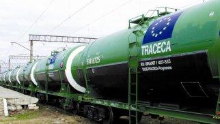 TRACECA-nın Azərbaycan hissəsində tranzit daşımalar 8%-dən çox artıb