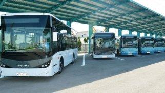Bakıdan Naxçıvana ilk avtobus reysi yola düşdü (FOTO)