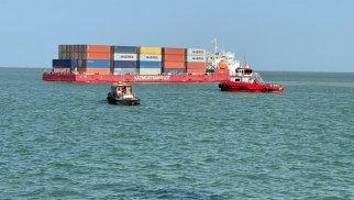 Oman sahillərində Britaniyanın ticarət donanmasına hücum edildi
