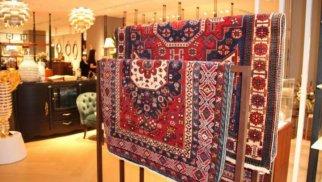 Çində Azərbaycan xalçalarının satışına başlanıldı