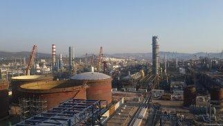 Mayda STAR neft emalı zavodu xam neft idxalını 14 faiz azaldıb