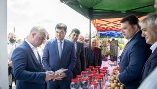Toxum sərgi-satış yarmarkası yekunlaşdı - FOTO