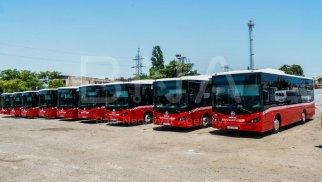 Azərbaycana 64 ədəd avtobus idxal olunub