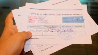 """Şəhər poliklinikasında saxtakarlıq: 250 manata """"Covid-19"""" sertifikatı satılıb"""