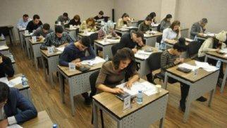 Dövlət qulluğu üzrə test imtahanının keçirilmə tarixi açıqlandı