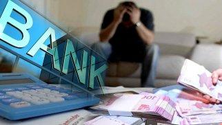 Banklar tərəfindən verilən kreditlərin məbləği açıqlandı