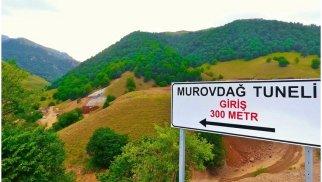 "AAYDA-dan açıqlama: ""Murovdağ tunelinin tikintisi tam yekunlaşmayıb"""