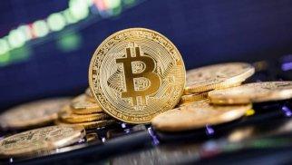 Bitkoinin qiyməti 55 min dollara yaxınlaşdı