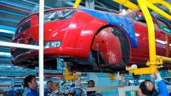 Keçən ay ölkədə 100 minik avtomobili istehsal edilib