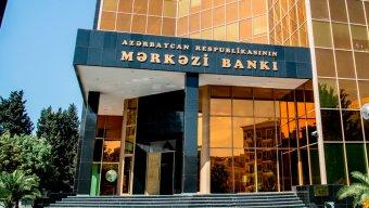 Mərkəzi Bank uçot dərəcəsini sabit saxladı